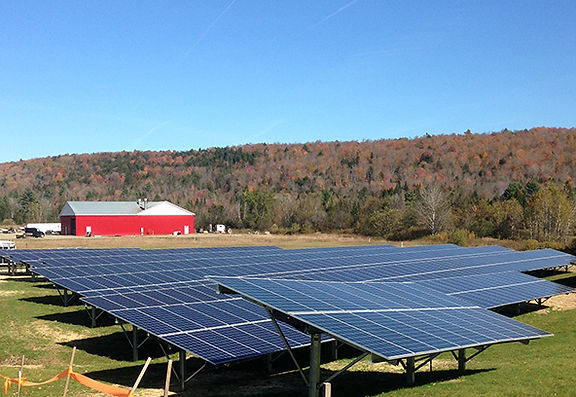 Green Lantern Solar helps local Vermont farm diversify business and ensure longevity