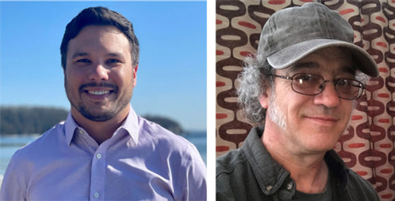 Weston Martin joins as Director of Sustainable Relationships and Jon Sutton joins as Construction Manager