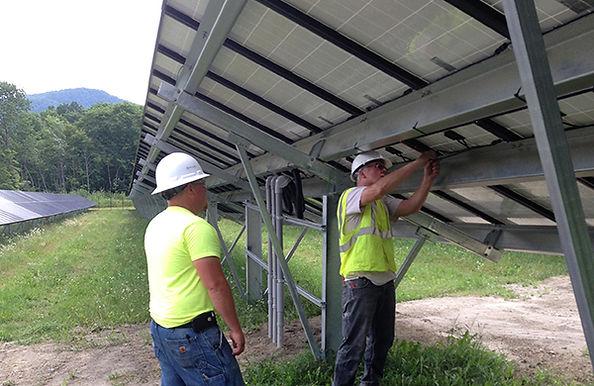 Solar engineering, procurement & constrcuction