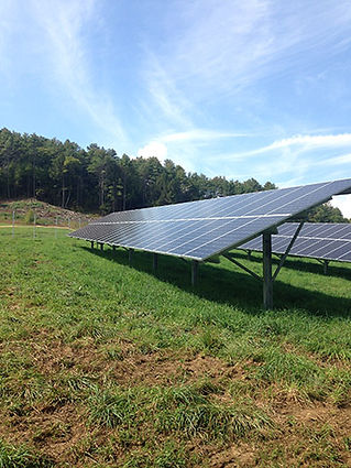 Two Vermont companies are partnering up to create a solar energy and storage project in the former sand extraction pit off River Road.