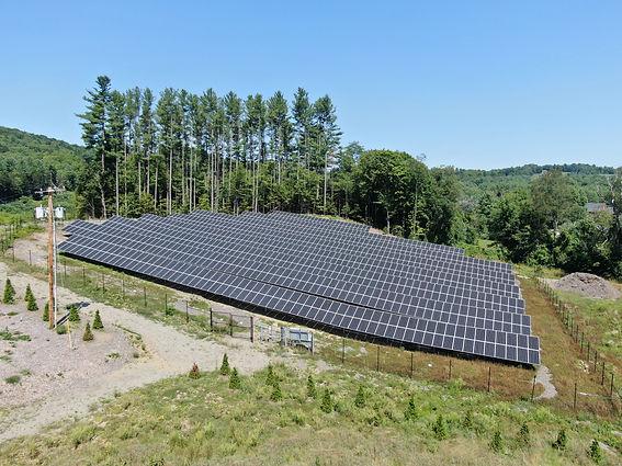 VT Hospital Signs on for Solar with Green lantern Solar