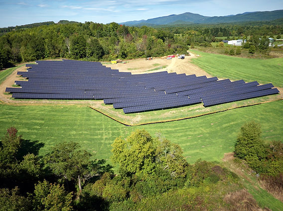 Green Lantern Solar partner Sugarbush Resort Receives prestigious Golden Eagle Climate Impact Award
