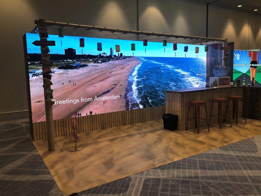 BeMatrix 10x4 LED Wall