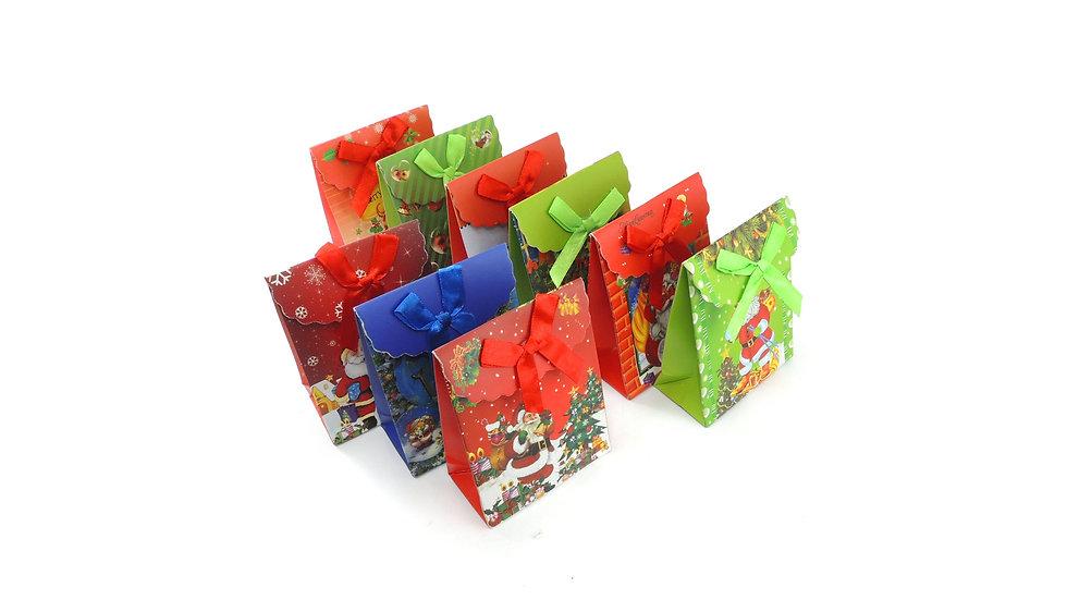 EMB Sacola Presente Natal