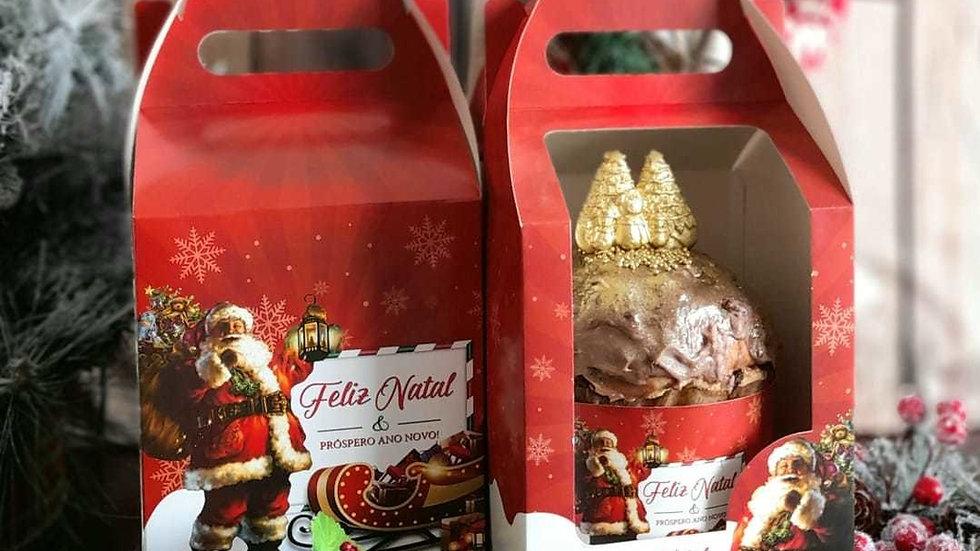 EMB Panetone Papai Noel