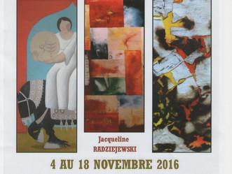 Exposition au centre socioculturelle Pierre Legendre
