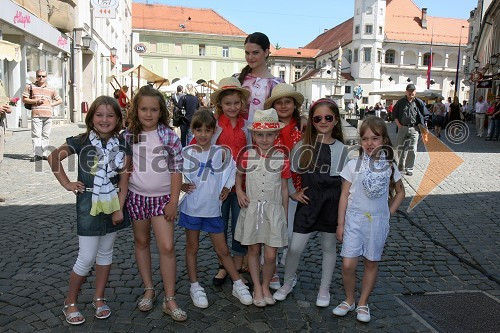 My group on fashion show