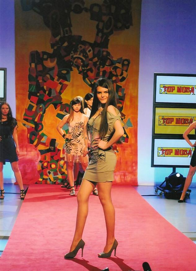 Fashion Show on RTS