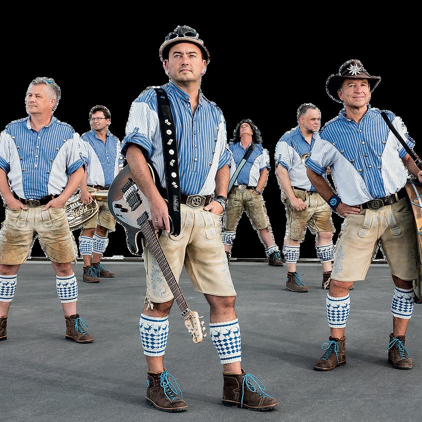 Blechblos´n a bayrische Band
