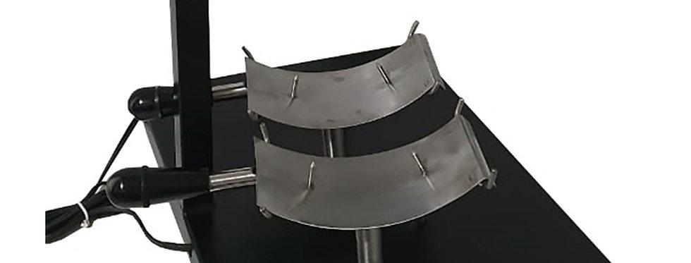 Racleteira Raclette de Mesa Elétrica Modelo Valais Dois Queijos 1200W 220 V