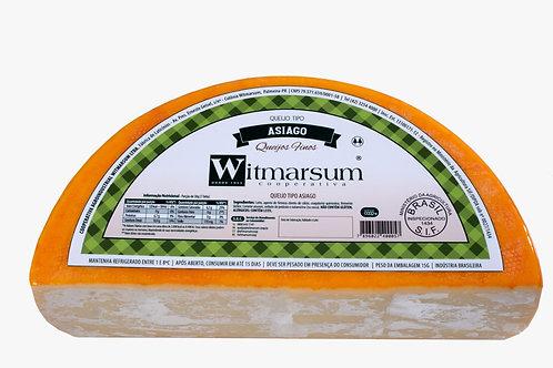Queijo tipo Asiago Witmarsum - Meia Lua 3kg