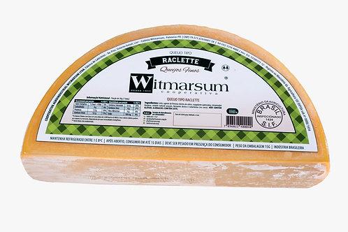 Queijo tipo Raclette Witmarsum - Meia Lua - 2,7 kg