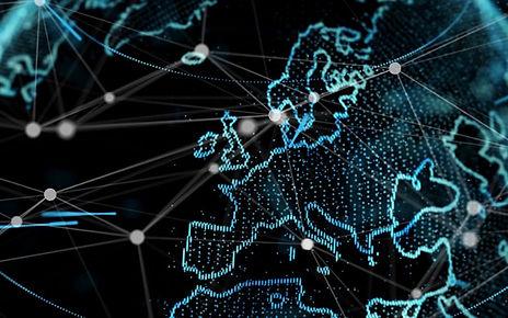 thumb2-4k-network-creative-globe-network