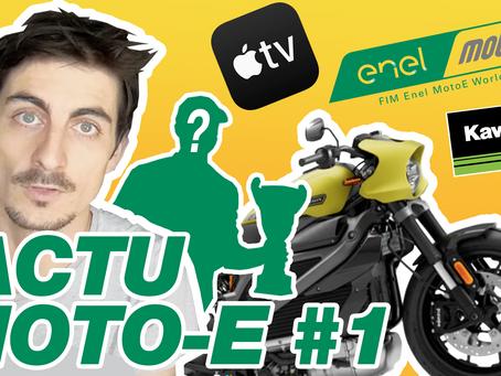 Actualité moto électrique #1