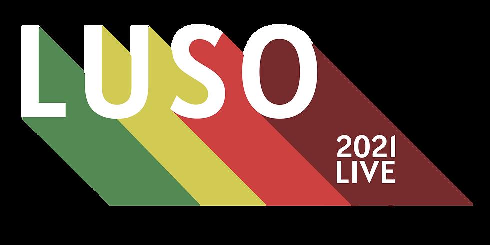 """LUSO Live 2021  """"Portugueses no Horizonte da Europa"""""""