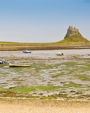North eastHoly_Island_Lindisfarne_Castle