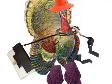 How To Be the Best Dressed Cousin at Thanksgiving