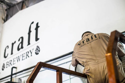 craft kitchen brewery