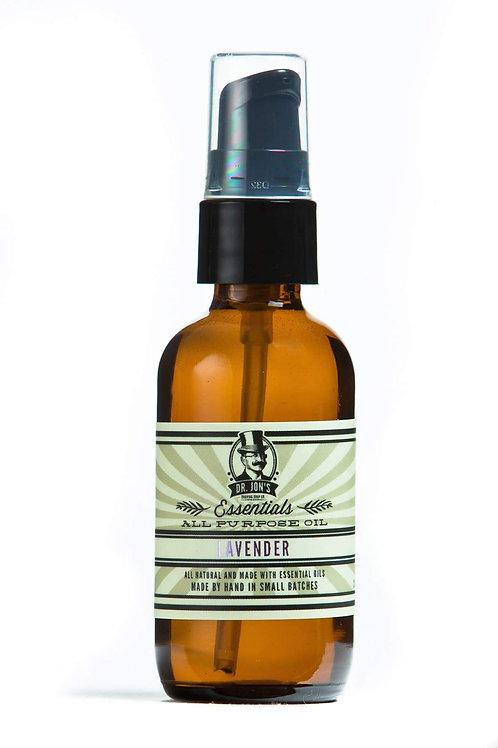 Dr. Jon's Essentials All Purpose Oil Lavender