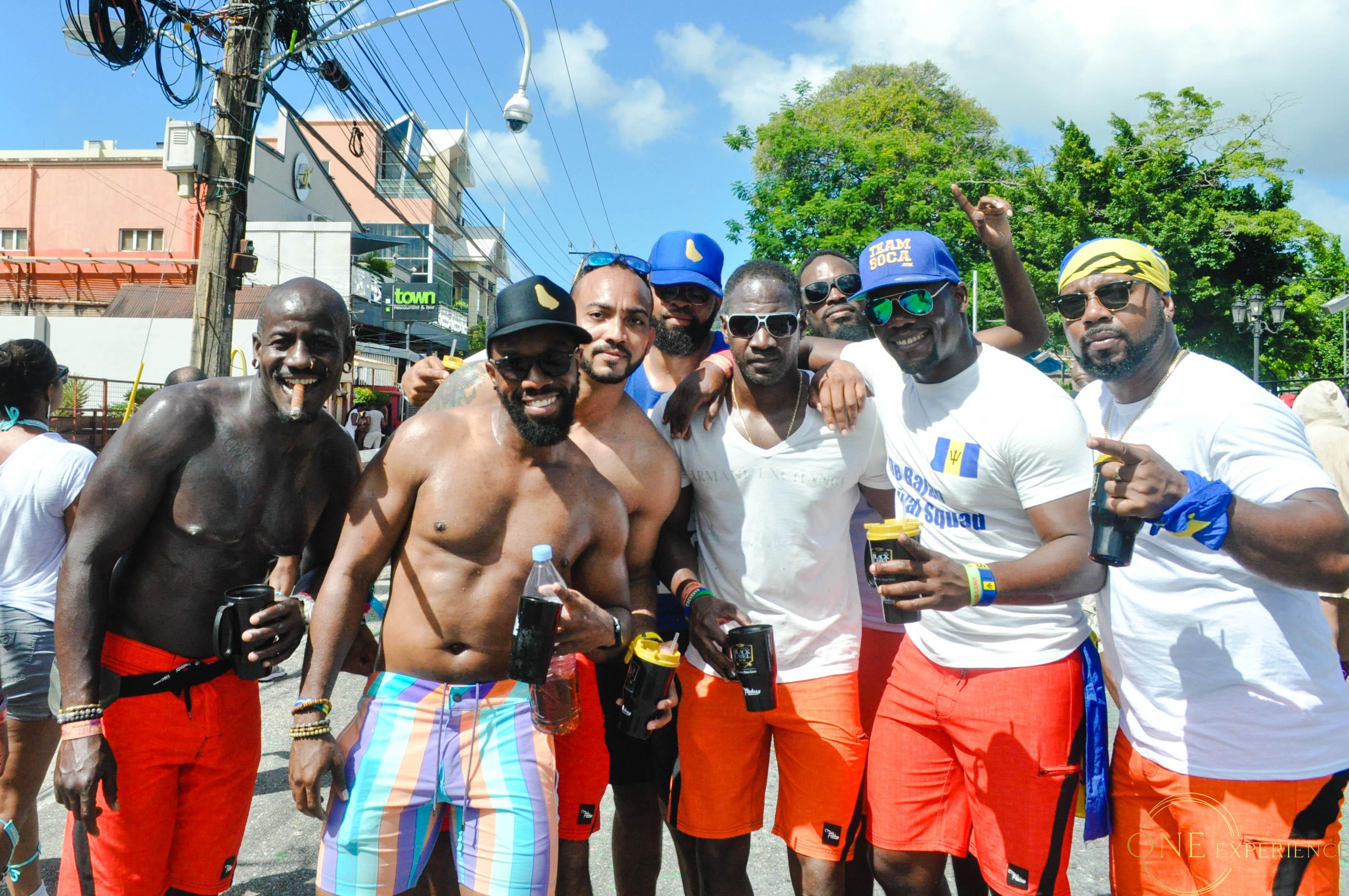 Barbados Attire