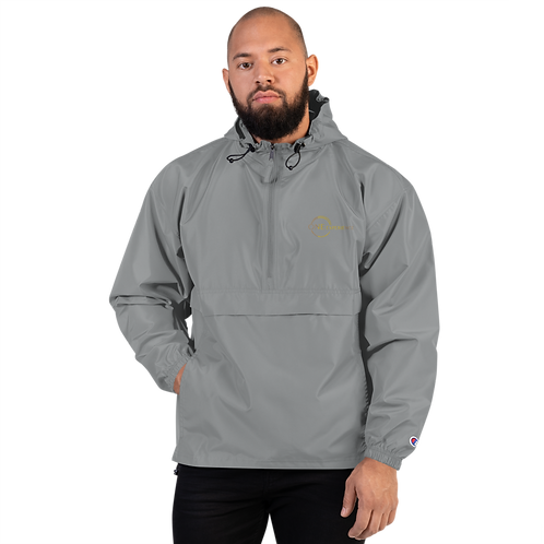 One Experience Embroidered Champion Packable Jacket