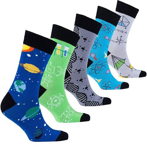 Men's Nerd Socks