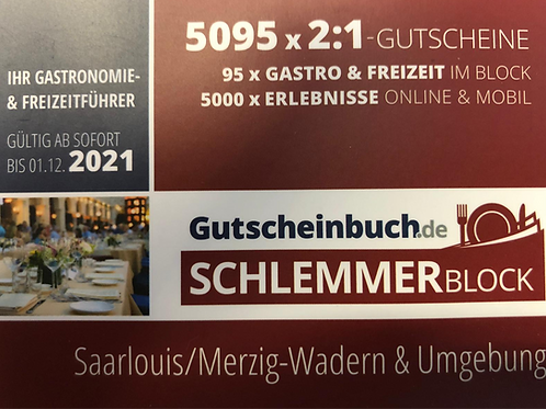 SchlemmerBLOCK Saarlouis/Merzig und Umgebung