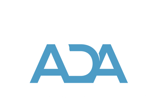 Dancer and logo
