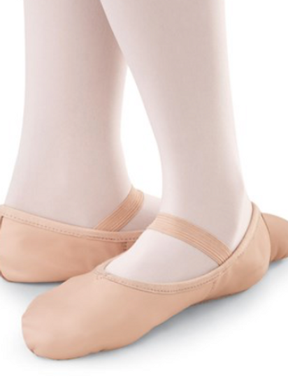 Child/Adult Full Sole Ballet Shoe