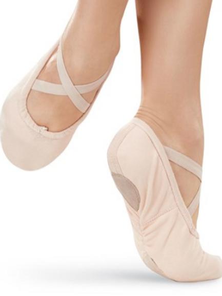 Canvas Ballet Slipper