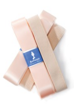 Pointe Shoe Ribbon and Elastic
