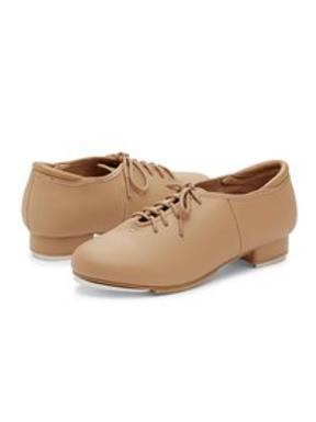 Tan Tap Shoe