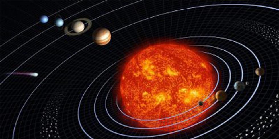 Teaching the Solar System