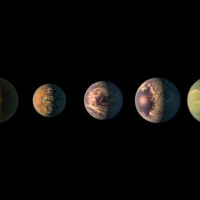 SEVEN NEW EXOPLANETS!