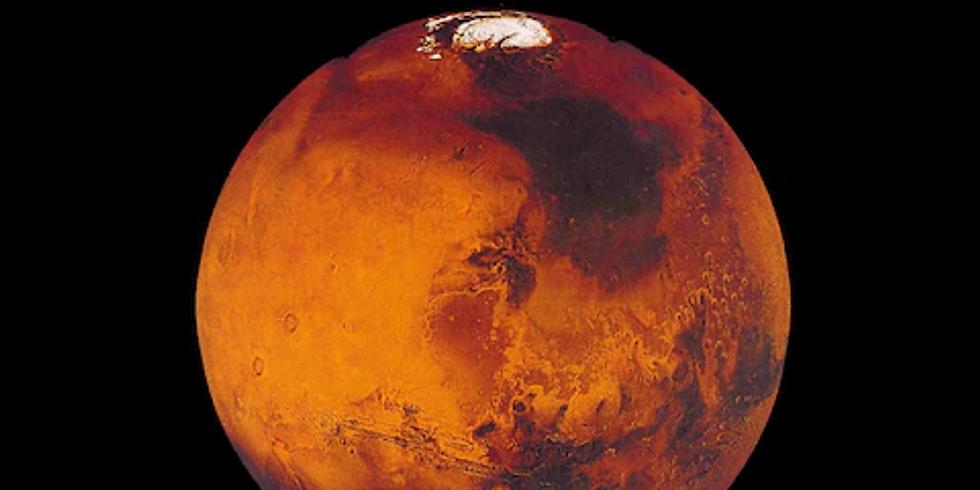 Mars, la planète fascinante
