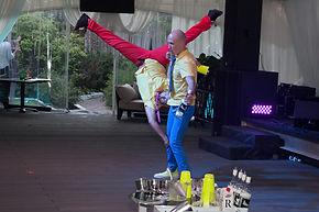 Dance flair show