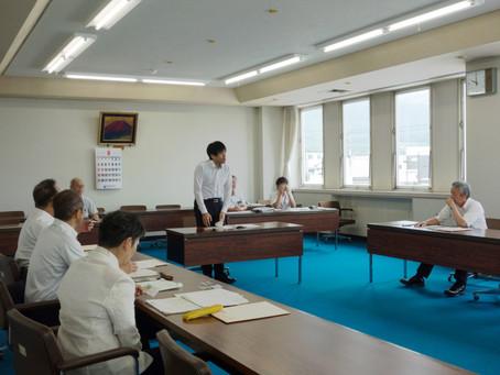 歓迎「鳥取県日吉津村議会教育民生常任委員会」様