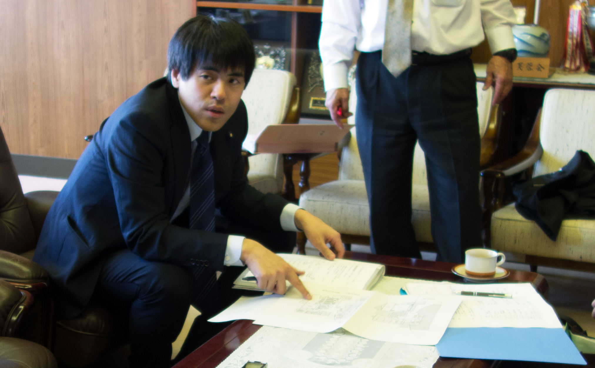 2019年4月24日宮田村議会機能強化特別委員会