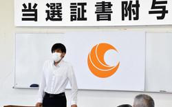 20210713_宮田村長選挙当選証書附与式