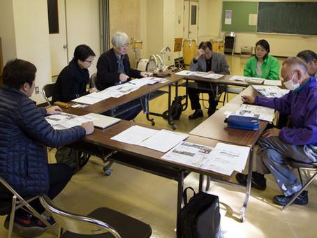 宮田村の景観を考える会「まちなか会議」開催