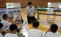 2018年6月28日宮田中学校総合的な学習の時間