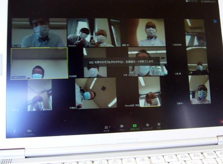 宮田村議会危機管理連絡会をオンラインで開催