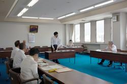 2019年8月20日鳥取県日吉津村議会研修視察受け入れ