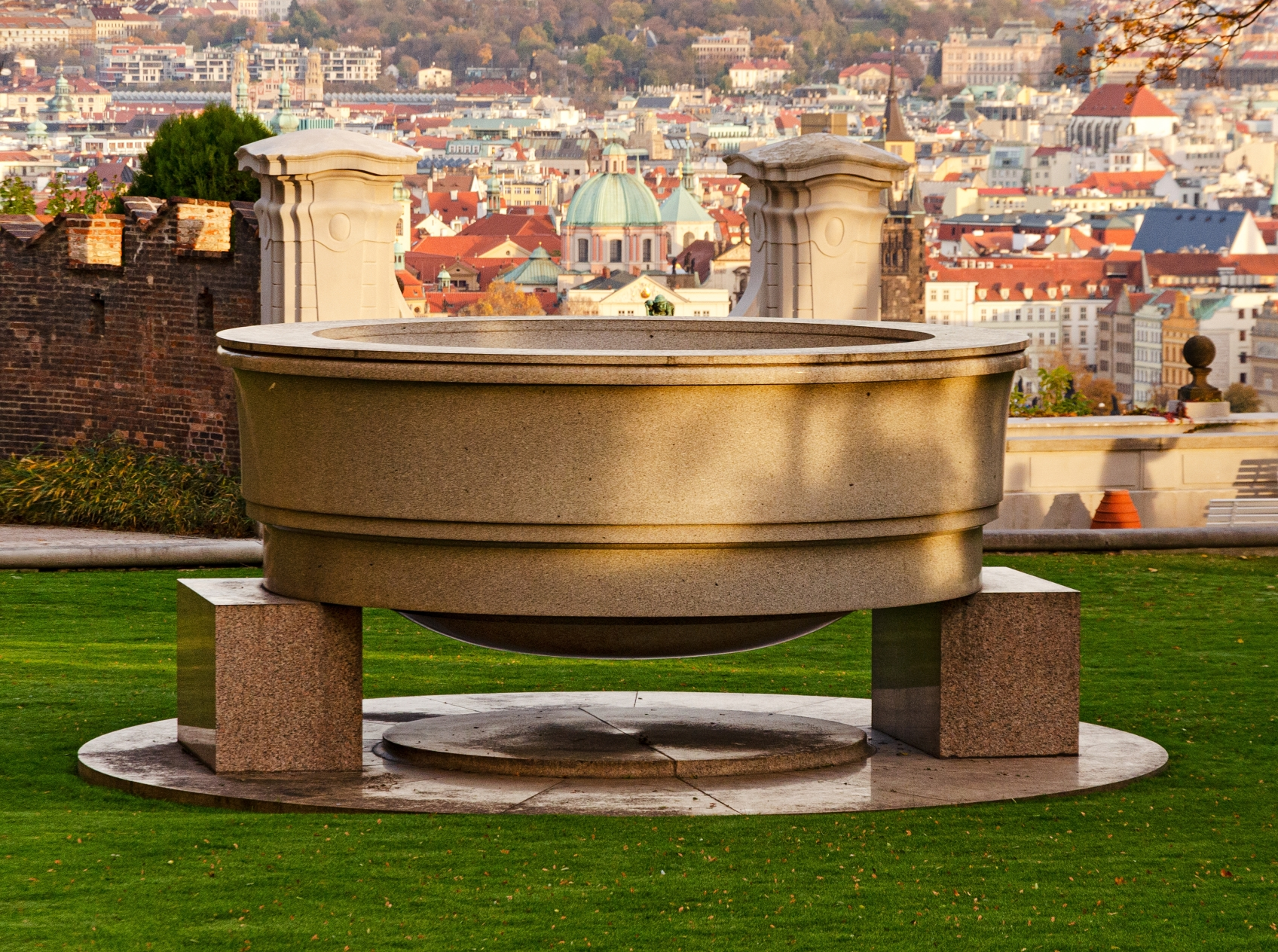The South Gardens, Prague Castle