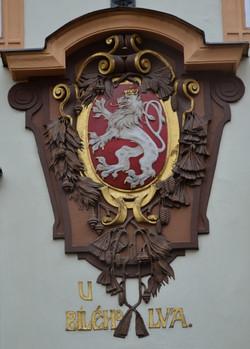 Hiša - Beli lev