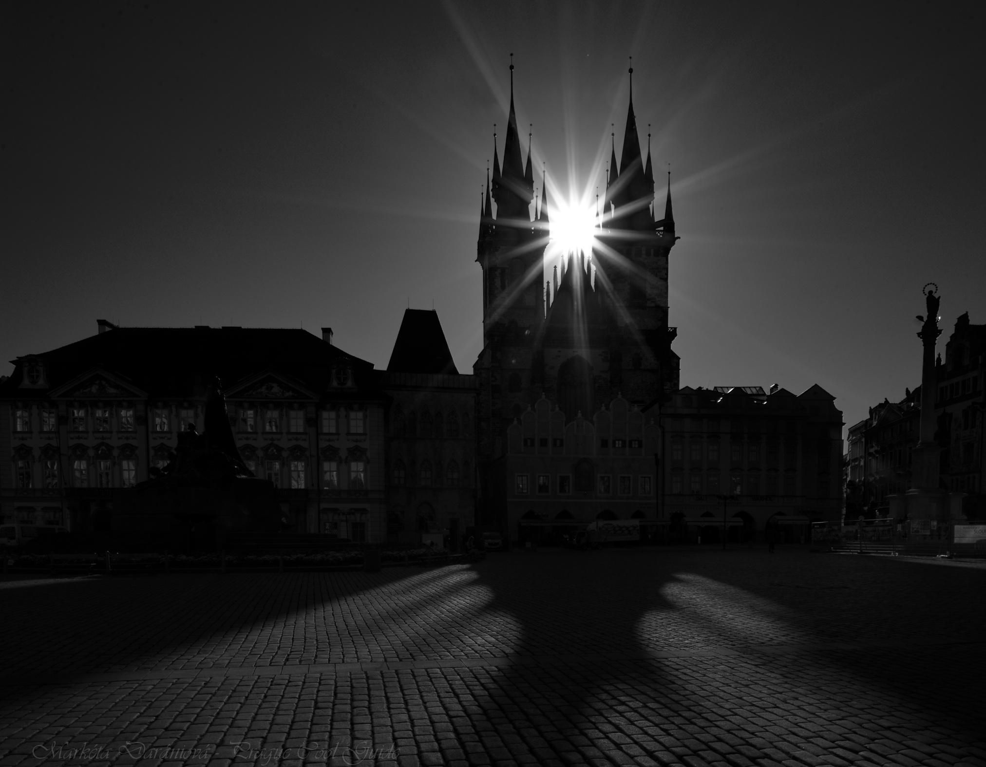 Église Notre-Dame du Týn