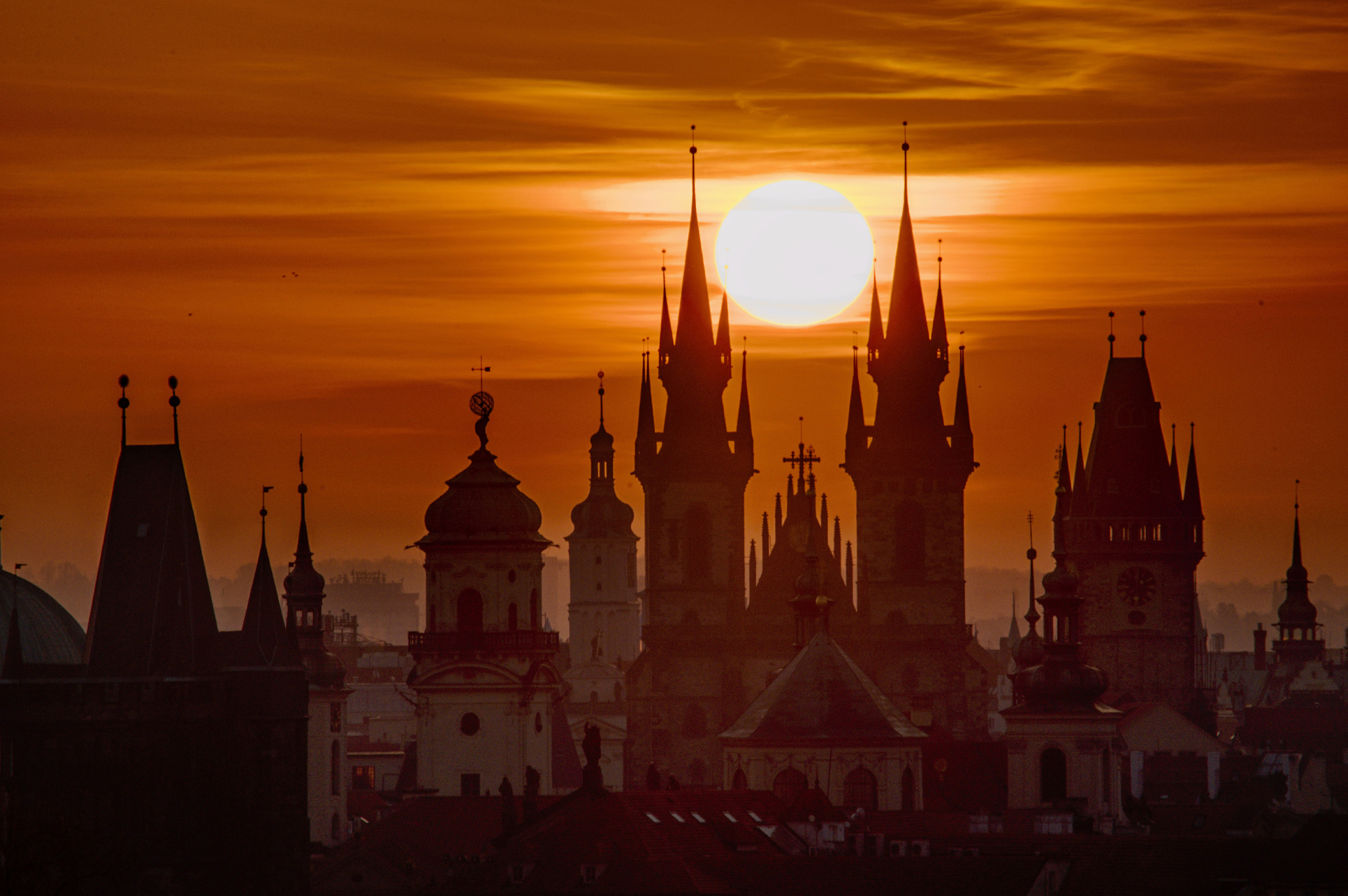 Prague - Hundred Spires