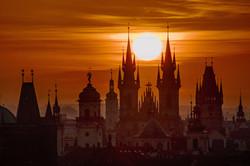 Prague - Hundred Spires