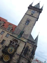 Horloge Astronomique, La Veille Vill