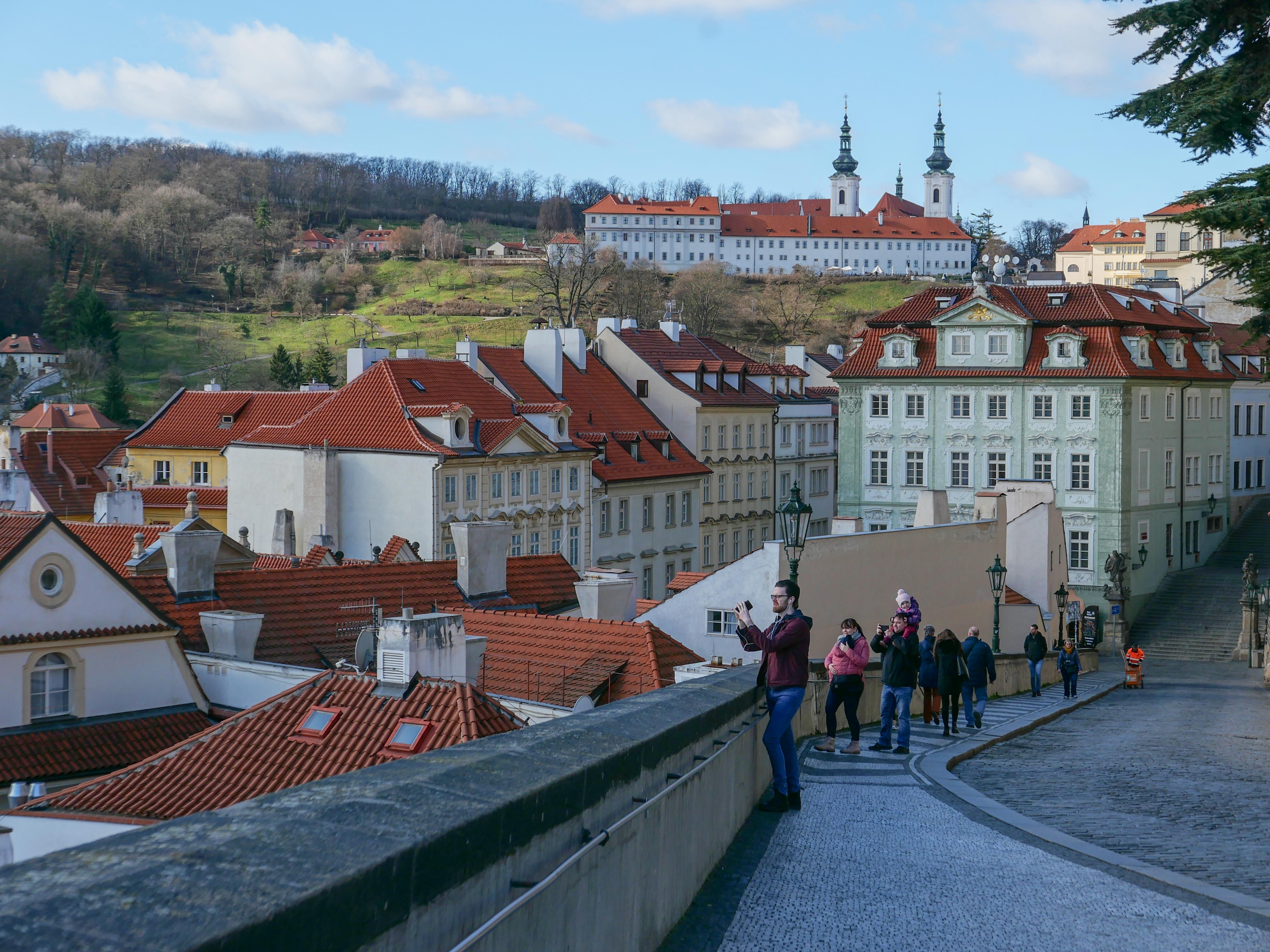 Hradčany, Strahovský klášter